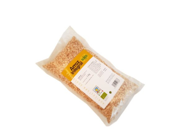 Arroz integral ecológico