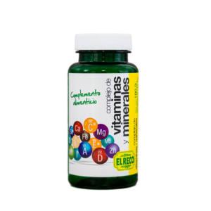 complejo vitaminas y minerales