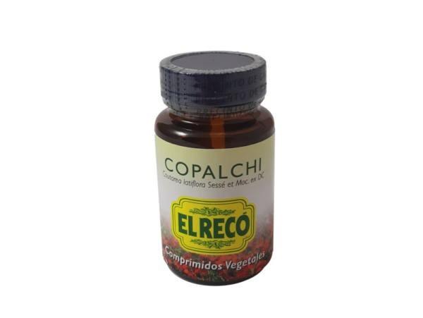 Comprimidos de copalchi