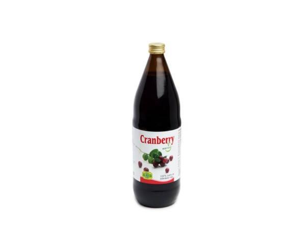 Cranberry zumo eco 1 litro
