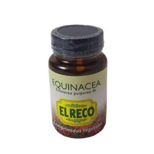 comprimidos de Equinacea