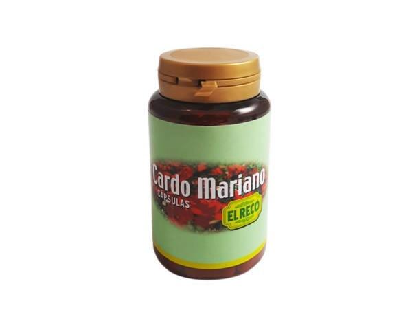 Extracto seco de Cardo Mariano en cápsulas