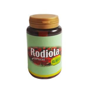 Extracto seco de Rodiola en cápsulas