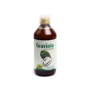 Graviola, zumo de pulpa de graviola