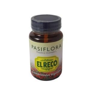 comprimidos vegetales Pasiflora