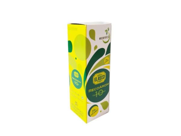 Mezcla de extractos ecológicos sin alcohol - Recoarom 10