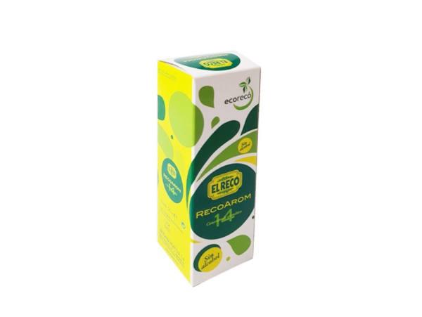 Mezcla de extractos ecológicos sin alcohol - Recoarom 14