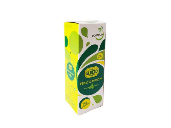 Mezcla de extractos ecológicos sin alcohol - Recoarom 4