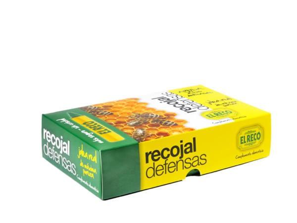 Recojal Defensas - Jalea Real