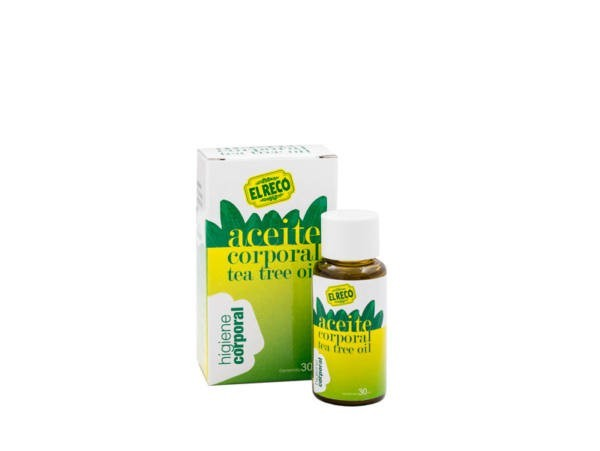 Tea tree oil - Árbol del té